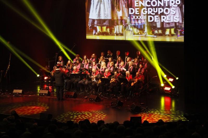 XXXIII Encontro de Grupos de Reis de Braga