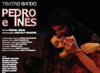 Pedro e Inês no CC Vila Flor