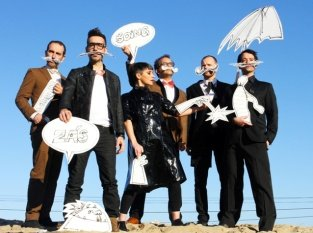 Clã estreia 'Disco Voador' no Teatro Municipal de Bragança