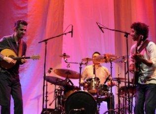 Grupo de Choro Raspa de Tacho e Edu Miranda Trio