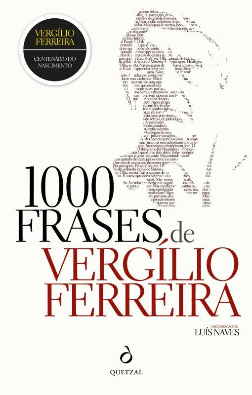 1000 Frases, de Vergílio Ferreira